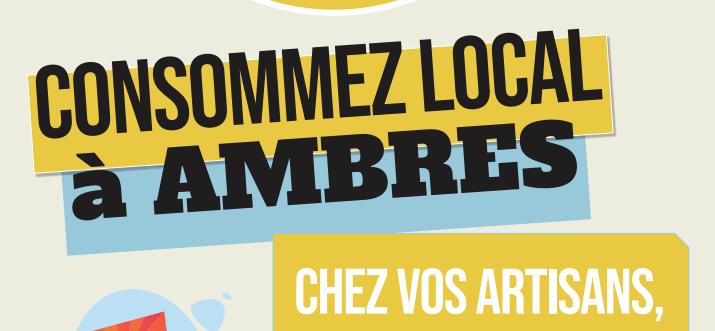 Consommez local à Ambres !